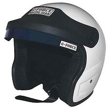 White G-Force Model 5402XLGWH Helmet XL Racing Gear New