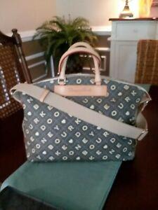 Dooney&Bourke large juliette satchel nwt