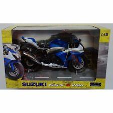 Aoshima Aosh08850 Suzuki Gsx R1000 Bleue 1/12
