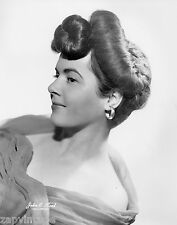 Vtg 1940's B&W PIN-UP Hair Style Hair Salon Hollywood CA HEADSHOT Model PHOTO 10