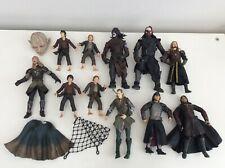 The Lord Of The Rings Action Figures Loose Job Lot X11 Used