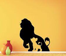Lion King Wall Decal Simba Vinyl Sticker Art Disney Poster Nursery Decor 148crt