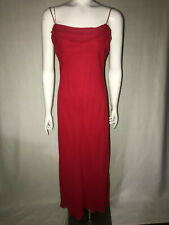 BE SMART RED PROM BRIDESMAID PARTY DRESS SIZE 5/6