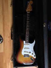 Fender Stratocaster 1976, sunburst