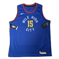 Nike NBA Denver Nuggets Mile High City Edition Jersey #15 JOKIC Youth Women's XL