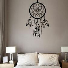 Dream Catcher Wall Sticker Vinyl Home Decor Feathers Night Symbol Wall Decals