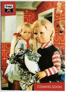 Gerry Anderson's Lost Worlds - CANDY AND ANDY - PROMO CARD PR6