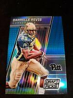 2016 Panini Prizm Draft Picks Prizms Blue #24 Darrelle Revis