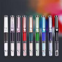 Ink Fountain Pen Nib 0.5mm Piston Absorbs Ink Office School Stationery Gifts
