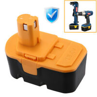 3000mAh For Ryobi 18V BPP-1815 BPP-1817M 130224028 130255004 P100 Ni-Cd Battery