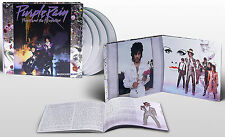 PRINCE Purple Rain 3CD/DVD REMASTERED UK SELLER FAST SHIPPING