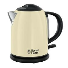 Russell Hobbs Colours Classic Cream Kompakt-Wasserkocher Creme 2200 Watt