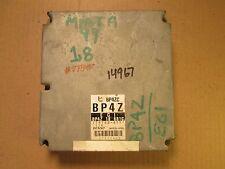 99 MAZDA MX5 MIATA AUTO ECU ECM COMPUTER COMPUTER BP4Z18881C