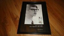 PAUL SMITH STORY fragrance-Framed original advert