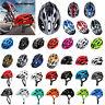 Mountain Bike Road Helmet Adjustable Mens Womens Adult Sport Cycling Bicycle Cap