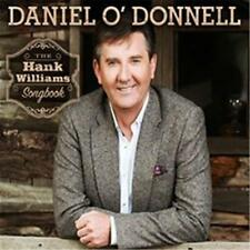 DANIEL O'DONNELL HANK WILLIAMS SONGBOOK CD NEW
