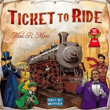 TICKET TO RIDE - Asterion