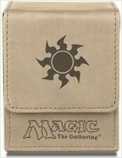 Ultra Pro Magic the Gathering MTG - Flip Mana Deck Box - White Plains