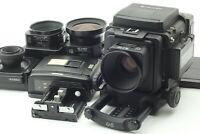 [MINT] Fuji Fujifilm GX680IIIS PRO w/EBC FUJINON 80,135mm f5.6 GX 210mm f5.6 JP