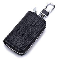 Women/Men Key Wallets Crocodile Fashion Leather Car Remote Key Bag Case Holder