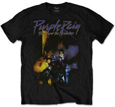 Prince 'Purple Rain' T-Shirt - NEW & OFFICIAL!