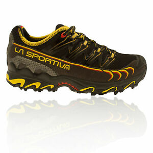 La Sportiva Mens Ultra Raptor Black Fell Trail Running Trainers Pumps Shoes