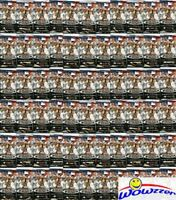 (50) 2013 Topps Baseball Factory Sealed Stickers Packs-400 MINT Stickers !