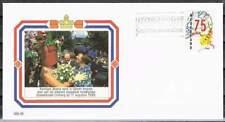 Envelop Royalty OSE-099 - 1990 Beatrix bezoekt Geleen