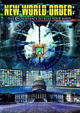 New World Order: Conspiracy to Rule Your Mind [DVD] [2012][Region 2]