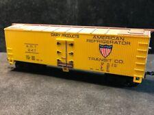 HO American Refrigerator Transit 100% Tested & Refurbished Lot J16