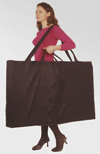 Exhibition folding display board carry bag with 4 handles