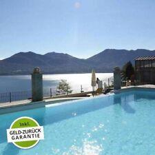 5 Tage Urlaub Appartement Residence Il Vigneto Piemont Lago Maggiore Erholung