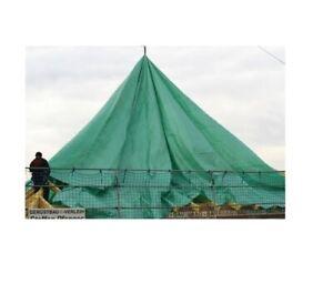 Not-Dach inkl. Hebemöglichkeit 15x15m 4260150380711