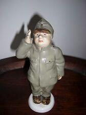 Porzellan Figur Royal Dux der brave Soldat Schwejk