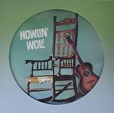 Howlin' Wolf, Howlin - Howlin Wolf (Picture Disc) [New Vinyl] Picture Disc,