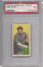 1909 T206 RUBE GEYER PSA 7 SWEET CAPORAL BACK 350-460 SUBJECTS FACTORY 42