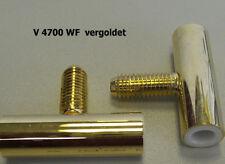 Simonswerk Rahmenteil V 4700 WF vergoldet
