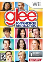 Karaoke Revolution Glee (Nintendo Wii, 2010)