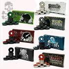 RUSH BEARINGS - Ceramic, Titanium, ABEC 7, 5 ect Skateboard / Roller Skate Derby