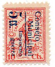 Sello Local Guerra Civil Castellon -Cat. Edifil 16.  ORD:1675