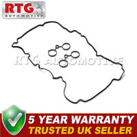 Camshaft Rocker Cover Gasket Fits Citroen DS3 (Mk1) 1.6