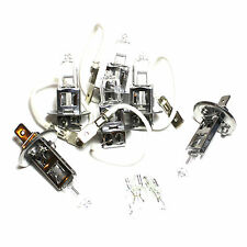 55 W Standard Chiaro Xenon HID ALTO/BASSO/Nebbia/luce laterale dei fari lampadine Set