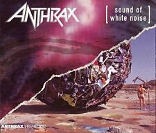 Anthrax - Sound Of White Noise / Stomp 442 (NEW 2CD)