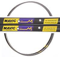 "NOS MAVIC GP4 GP 4 RIMS 28"" 700c 32H VINTAGE TUBULAR 80s 90s ROAD RACING BIKE"