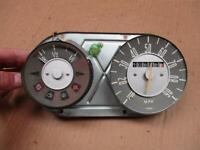 68-72 VW Bus Bay Window Speedometer & Fuel Gauges #2