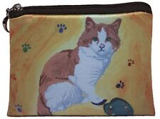 Cat Change Purse,  - Yes, Salvador Really Does Paint!