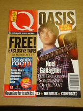 Q MUSIC MAG 113 FEB 1996 OASIS STONE ROSES SPRINGSTEEN