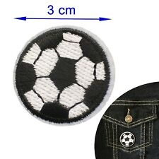 Soccer ball iron on patch - world cup large football embroidery fc balls patches