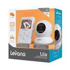 Levana Lila, Video Baby Monitor, Night Vision, Talk To Baby Intercom