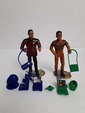 Star Trek Sisco The Officer And son jake